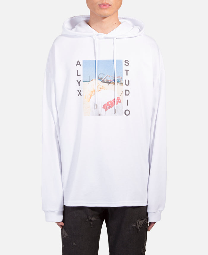 Hooded Venice Beach T-Shirt