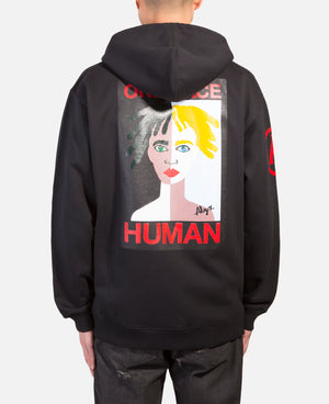 One Race Zip Up Hoodie