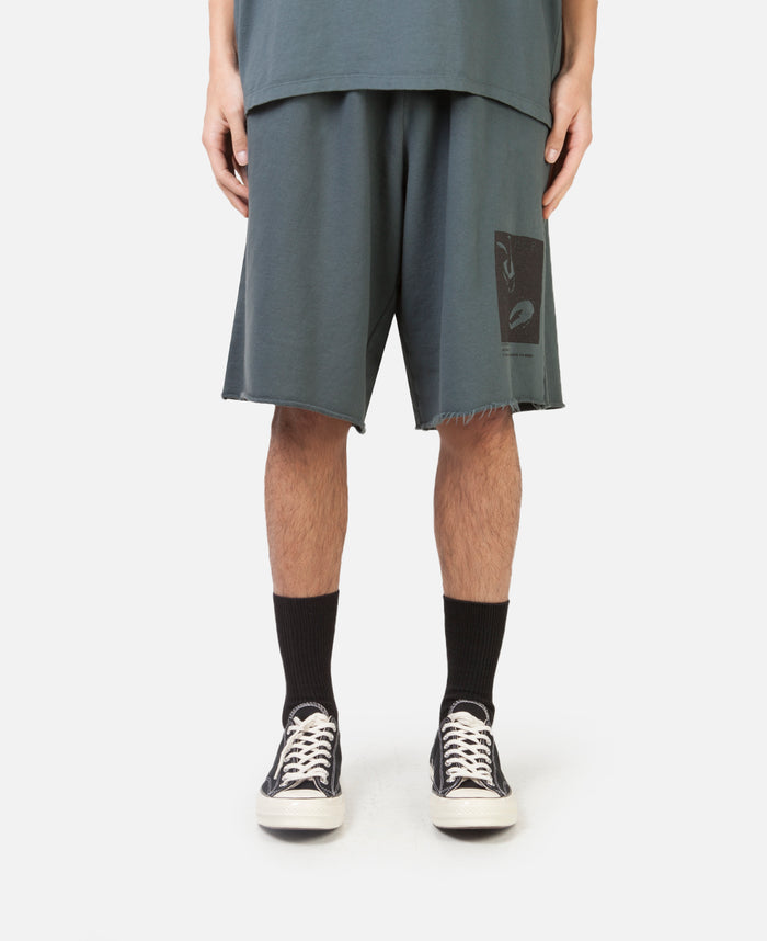 Jersey Elasticated Shorts