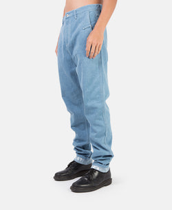 PATCHED DENIM (BLUE)