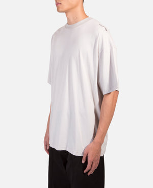 Ctee Ribbed Knit T-Shirt