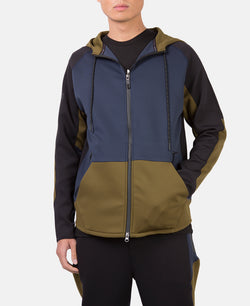 RENZO FULL ZIP (BLUE)