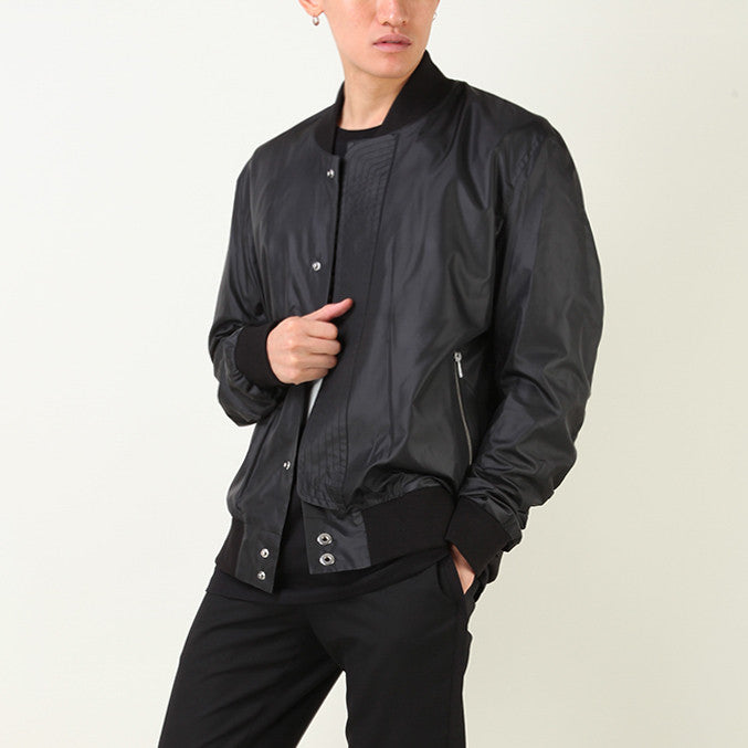 HARGREAVES BOMBER JACKET