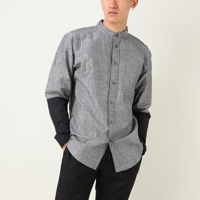 CRET L/S BUTTON UP SHIRT