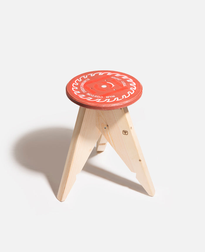 CLOT X M&M Wood Chair