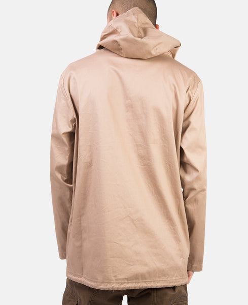 LAYER ZIP UP ANORAK (BEIGE)