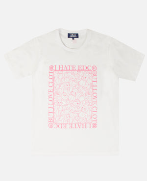 Clot x Medicom Toy Patten Block T-Shirt