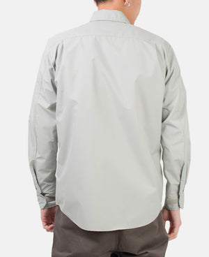 WATERPROOF WELDED ZIP UP SHIRT