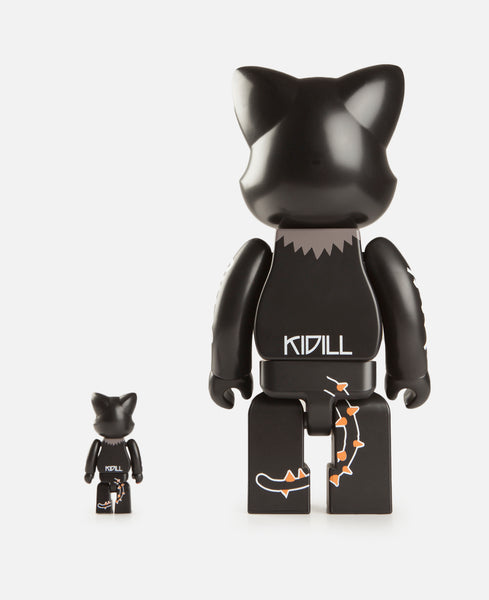 Be@rbrick Kidill Cat 100% & 400%