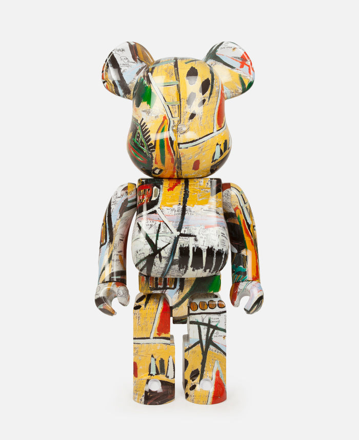Be@rbrick Jean-Michel Basquiat 1000%