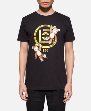 Clot x Medicom Toy Monkey T-Shirt