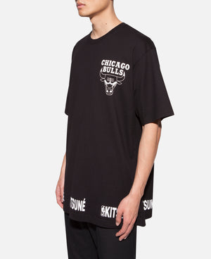 Kitsuné x NBA Chicago Bulls T-Shirt