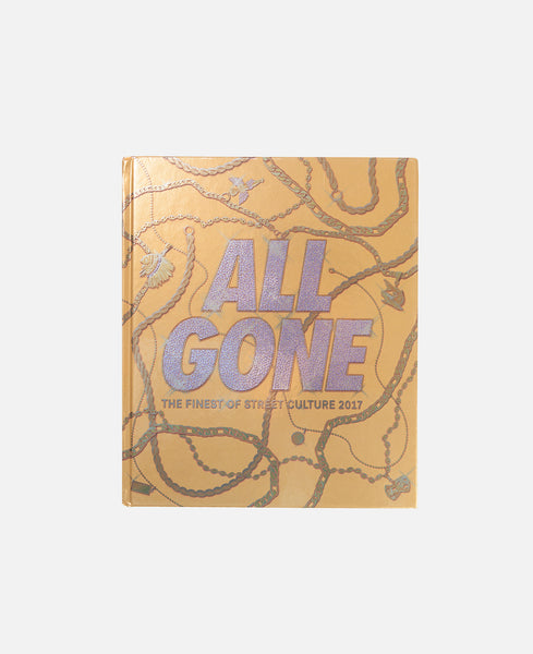 Pre-Order All Gone Book 2017
