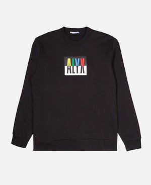 Colorblock Crewneck