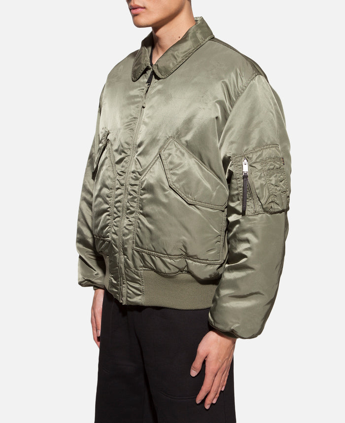 Outerwear Pilot Jacket