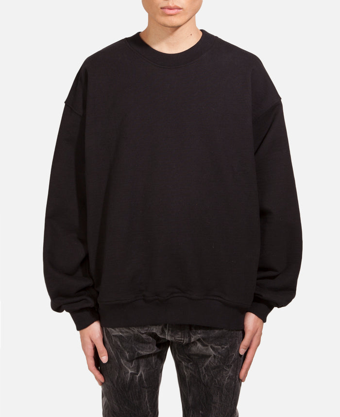 Heavy Terry Crewneck Sweatshirt