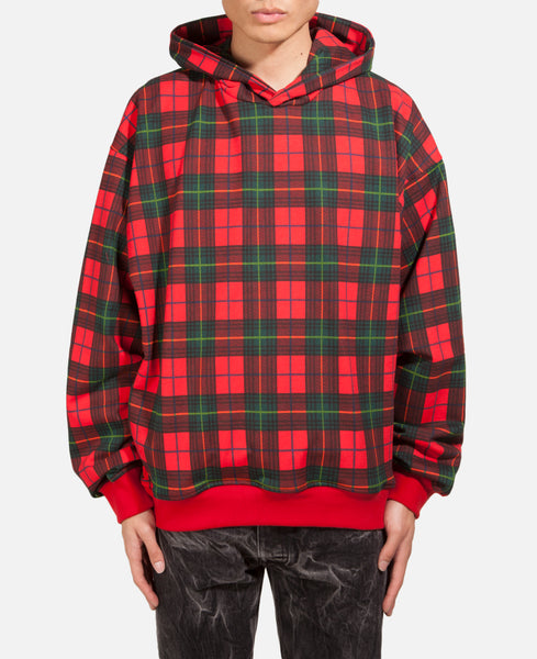 Plaid Everyday Hoodie