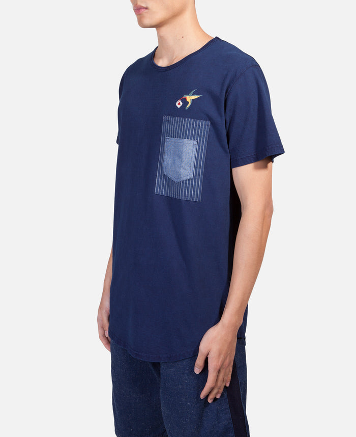 Indigo Ticket T-Shirt