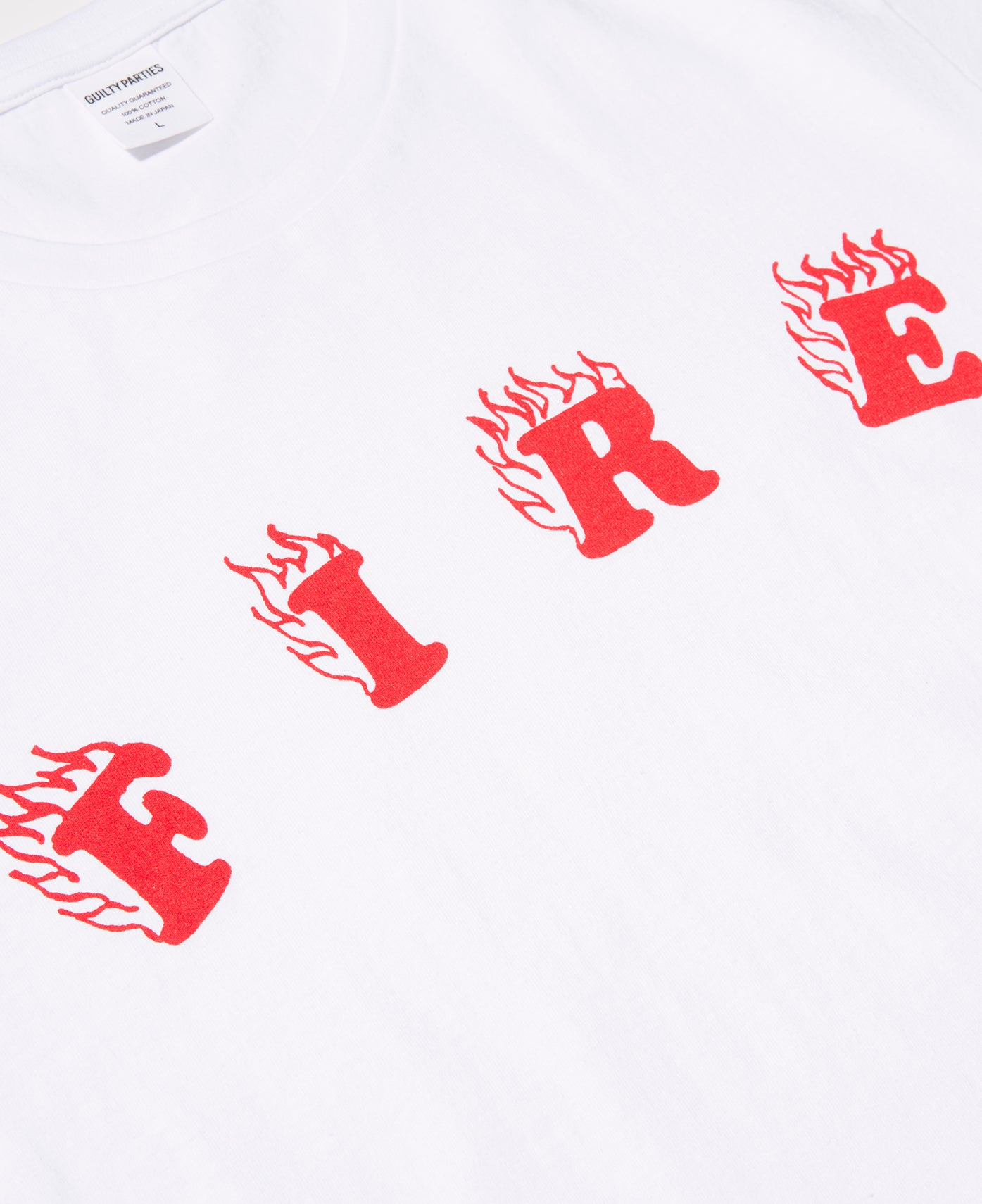 Washed Heavy Weight Crew Neck T-Shirt