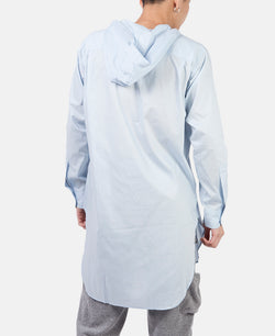 L/S ROBE SHIRT (BLUE)