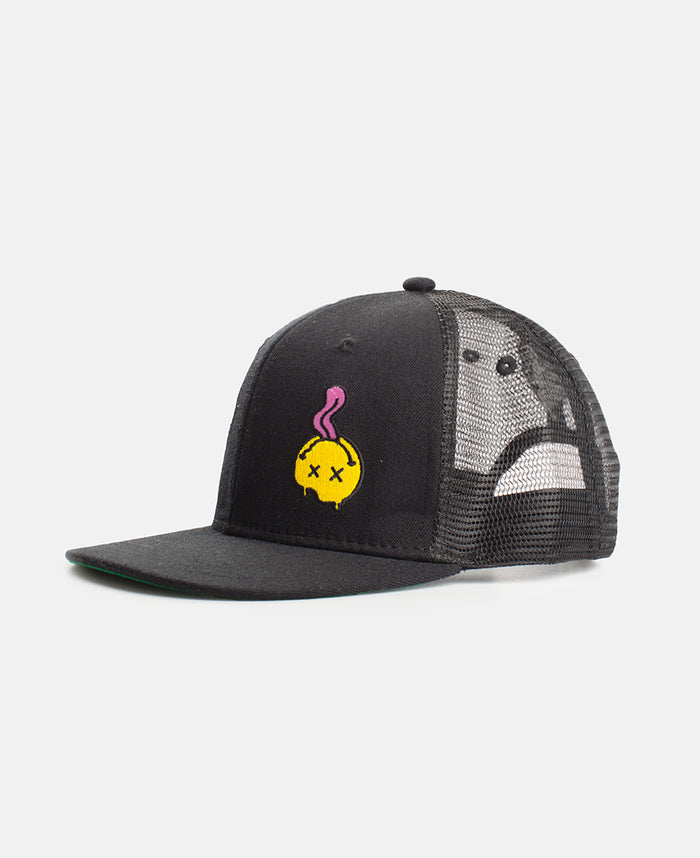 FACE MELTER HAT (BLACK)