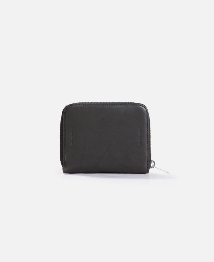 Square Zip Purse
