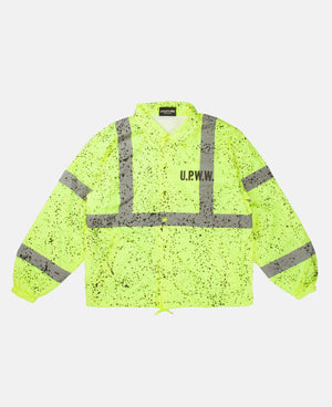 COACH JACKET (YELLOW)