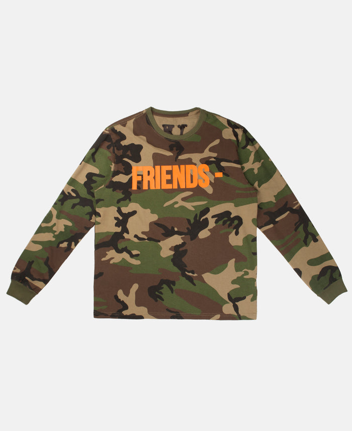 FRIENDS LONG SLEEVE TEE