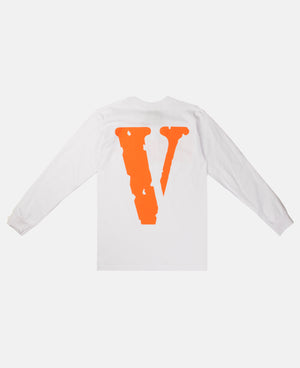 FRIENDS LONG SLEEVE (WHITE)