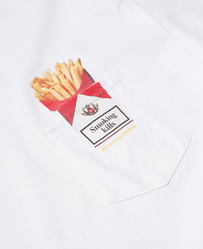 NO LIFE S/S POCKET TEE