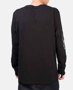 LIGHTNING LONG SLEEVE (BLACK)