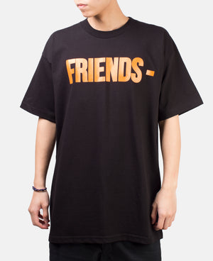 FRIENDS TOP (BLACK) US
