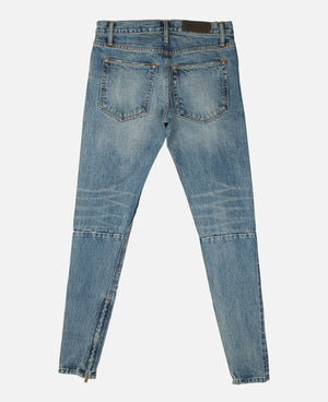 THE VINTAGE WASH SELVEDGE JEAN-VINTAGE INDIGO