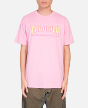 Hometown S/S T-Shirt (Pink)
