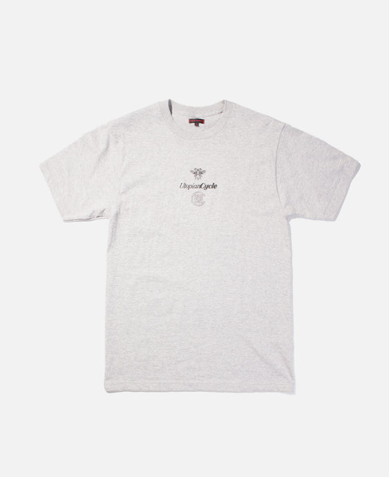 Utopian Cycle T-Shirt (Grey)