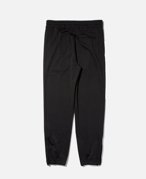 Track Pant With Side Line (Black)
