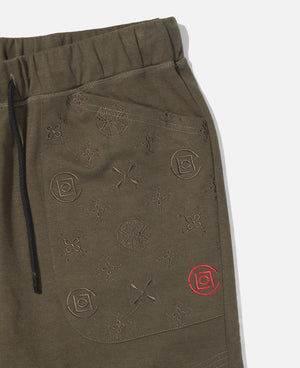 Sweat Shorts (Green)