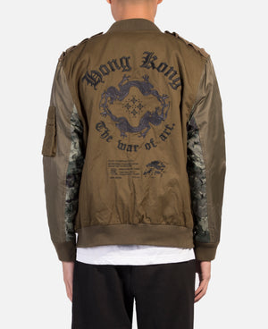 Tactical Bomber Jacket