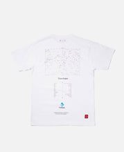 Travelogue T-Shirt (White)