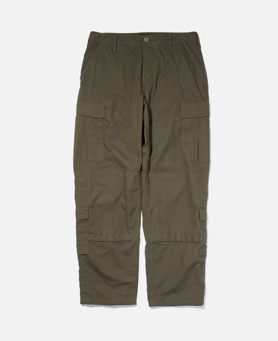Baggy Work Pants (Olive)