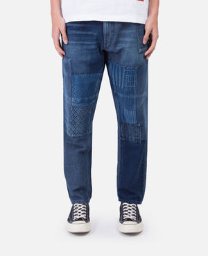 Cropped Boro Denim 2Yr