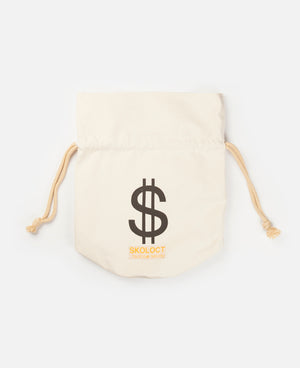 GET MONEY CANVAS BAG