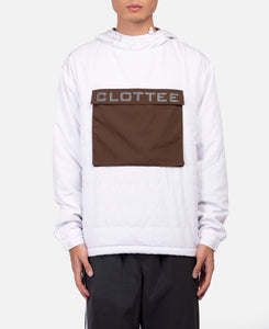 Pocket Pullover Sweat (White)