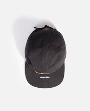 Hell State Island Camp Cap (Black)