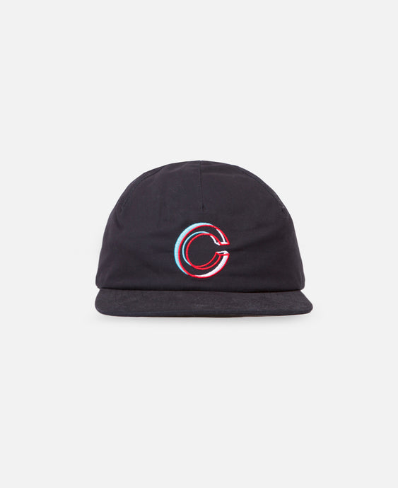 Pleated C Cap