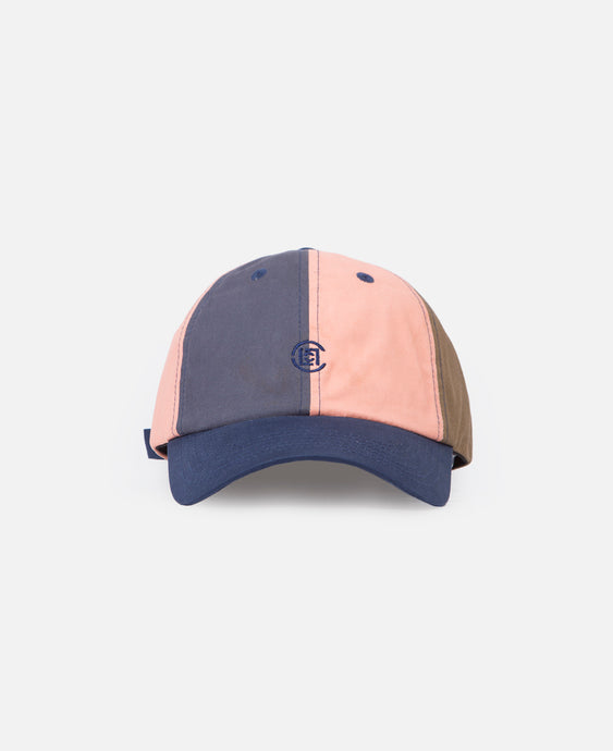 Multi Panel Cap (Navy)