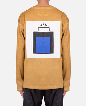 National Gallery Long Sleeve T-Shirt (Yellow)