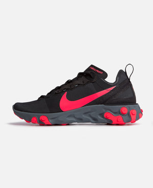 Nike React Element 55 (Black/Red)