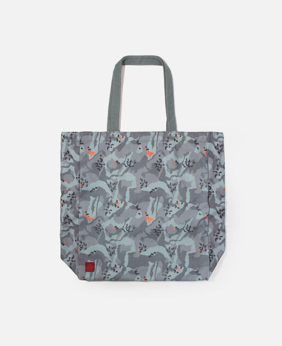 Camo Tote Bag (Grey)