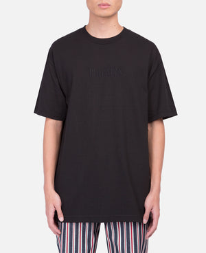 Core Logo Embroidered T-Shirt